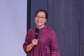 這世界不缺真實故事,卻仍需要說故事的人來感動我們 – 蕭菊貞副教授